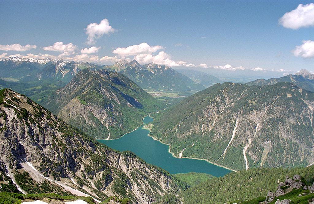 Plansee (Tirol) – Wikipedia