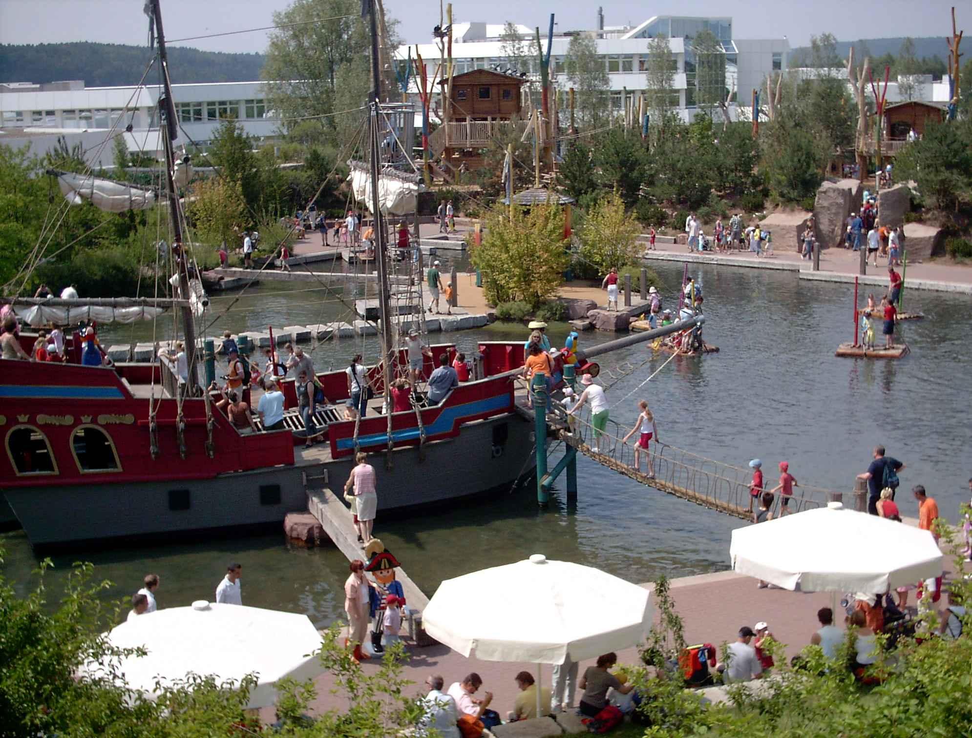 Deutschland Playmobil Funpark Further Hotel Mercure Nurnberg West
