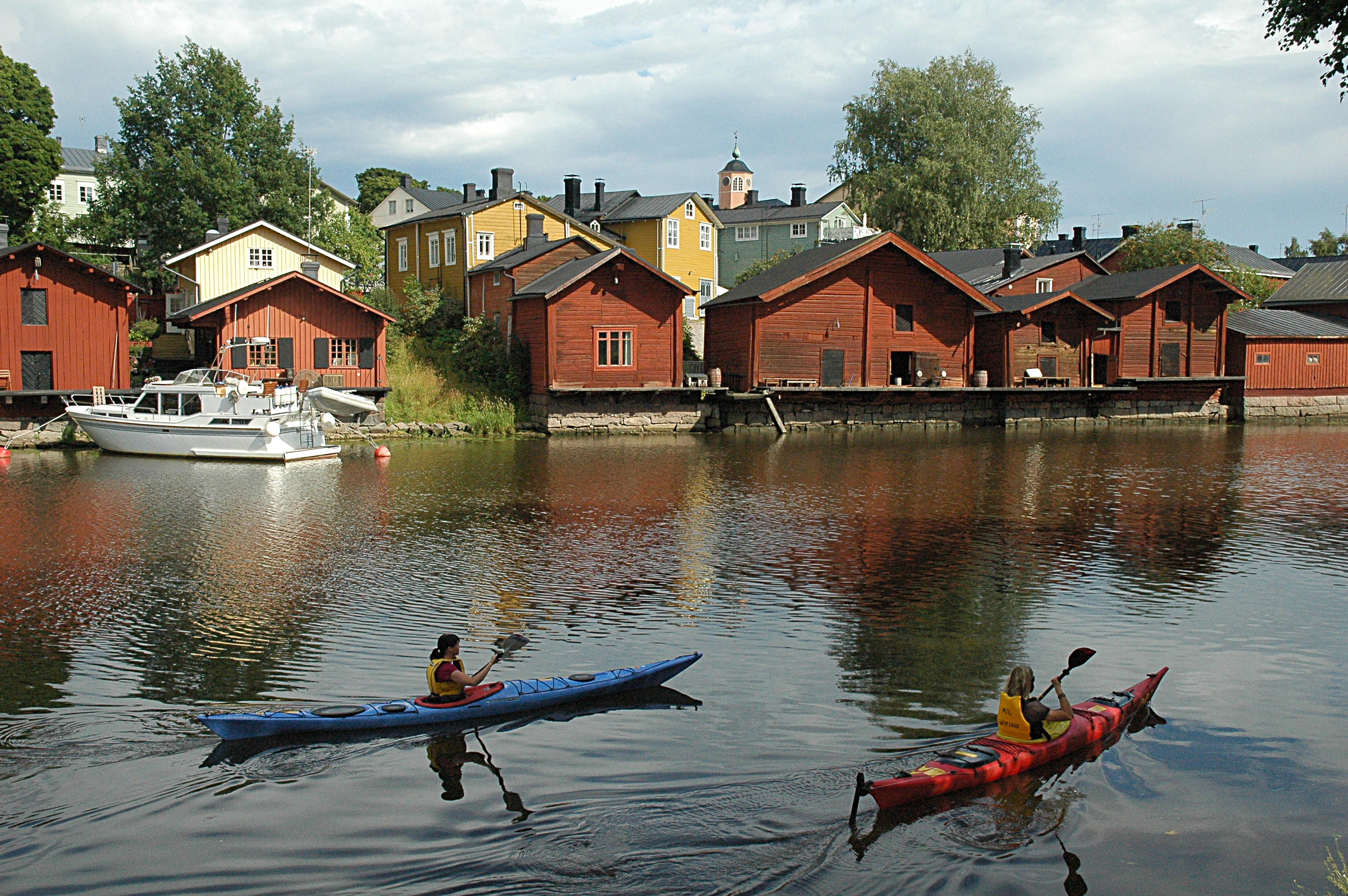 Porvoo – Travel guide at Wikivoyage