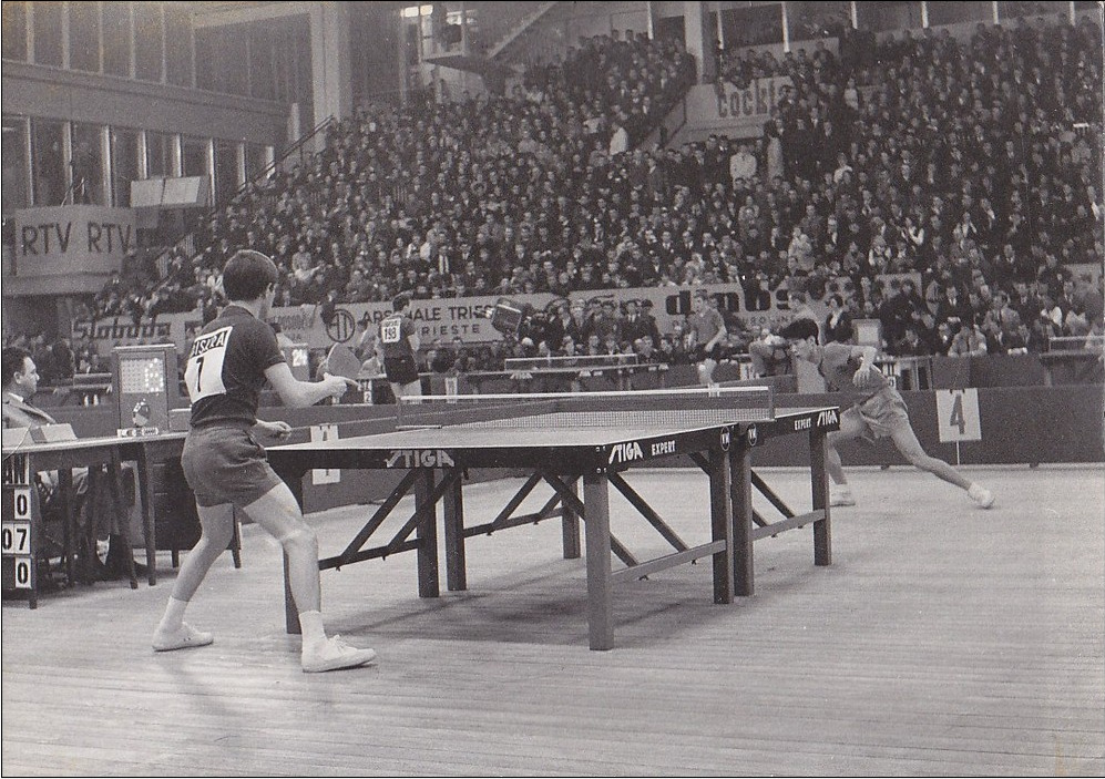 Championnats du monde de tennis de table 1965 wikip dia - Championnat du monde de tennis de table ...