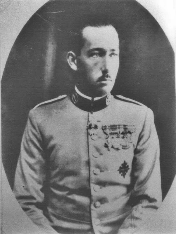 Prince Gabriel of Bourbon-Two Sicilies