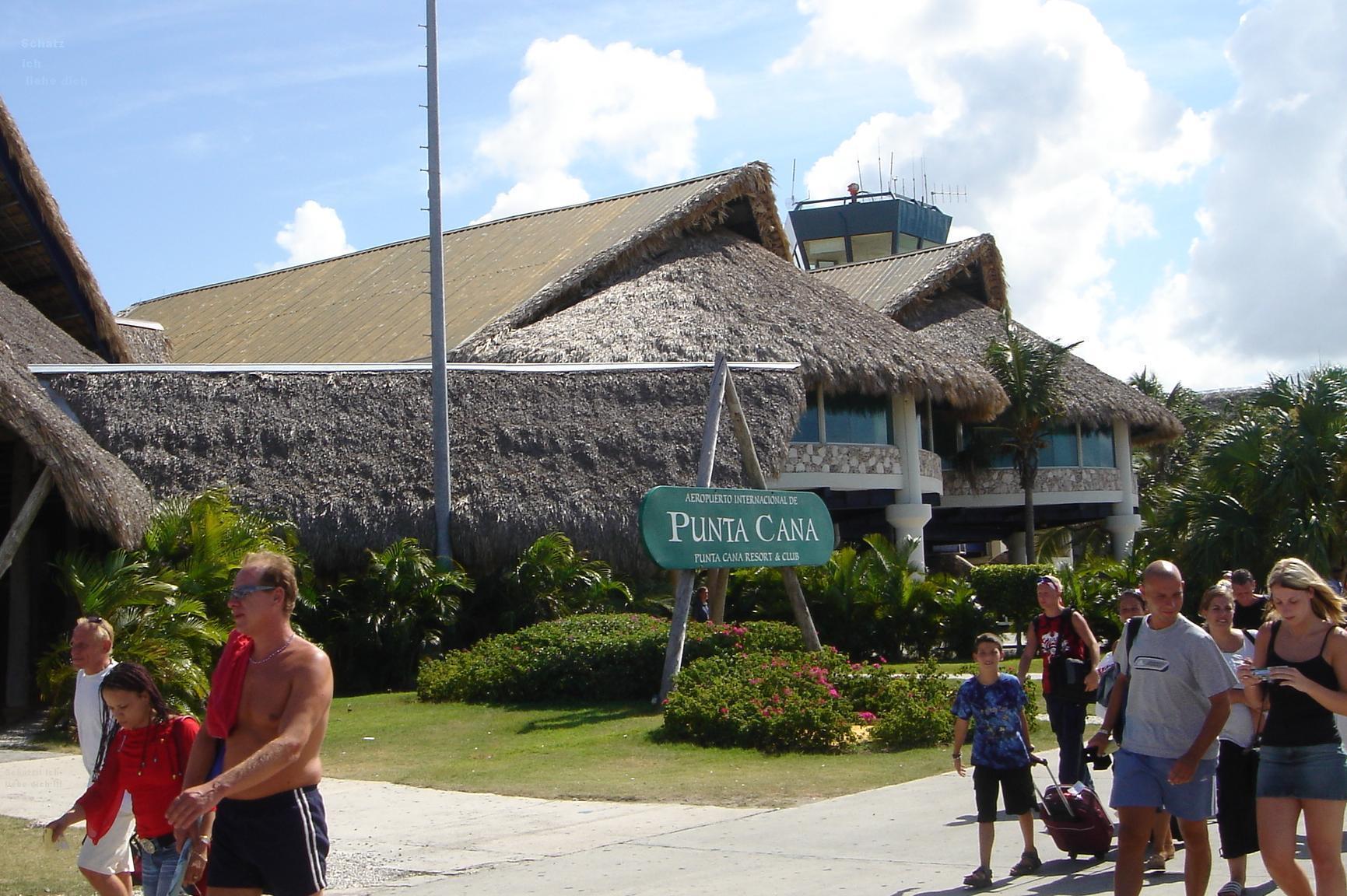 Depiction of Aeropuerto Internacional de Punta Cana