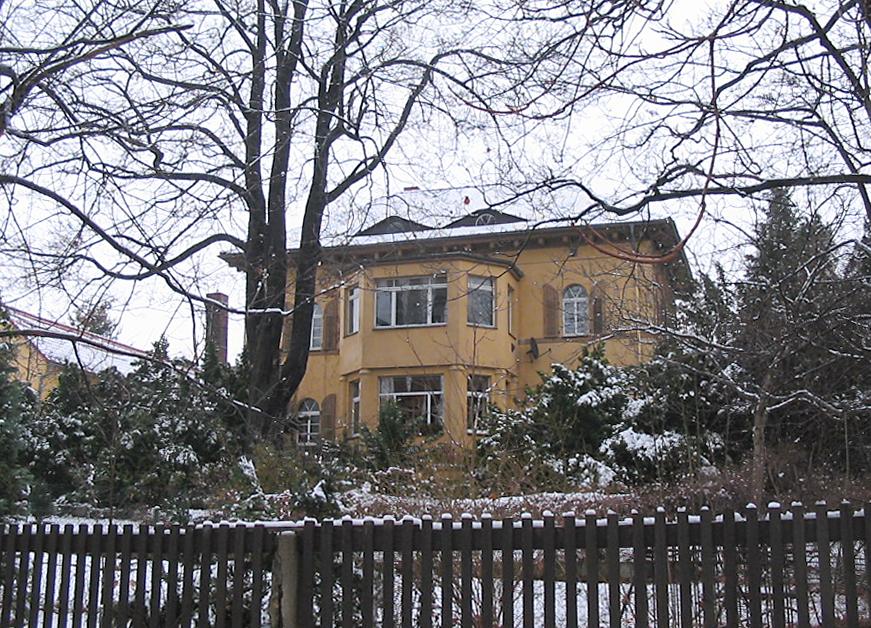 Landhaus architektur wikipedia - Architekt radebeul ...