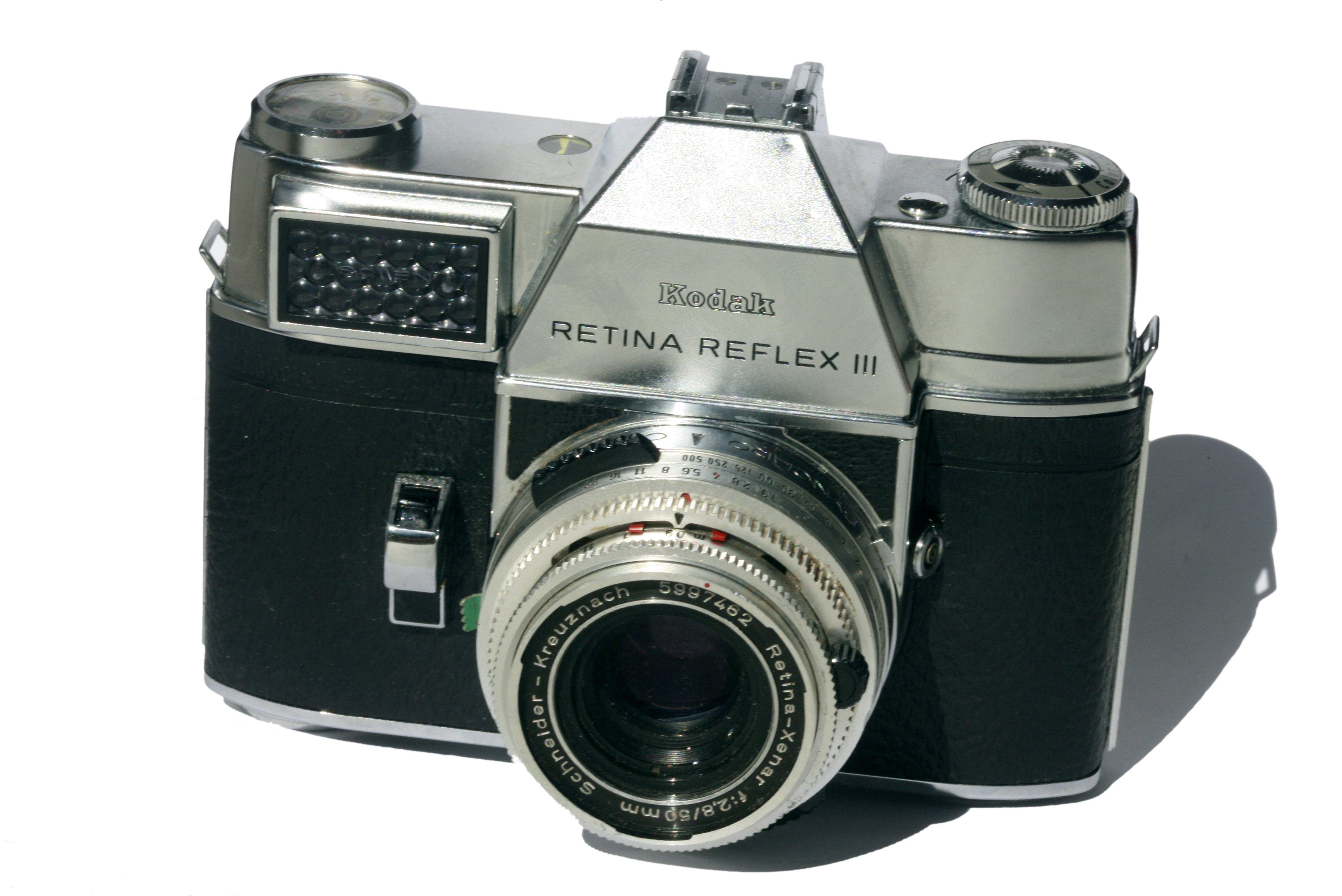 Kodak Retina Reflex - Wikipedia