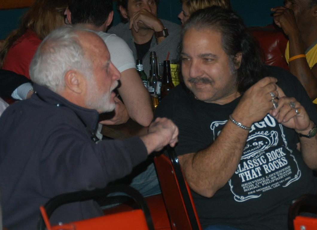 Richard Dreyfuss, Ron Jeremy Porn Star Karaoke 2005 11 01 1 Ron Jeremy, also known as The Hedgehog, is considered one of the most ...