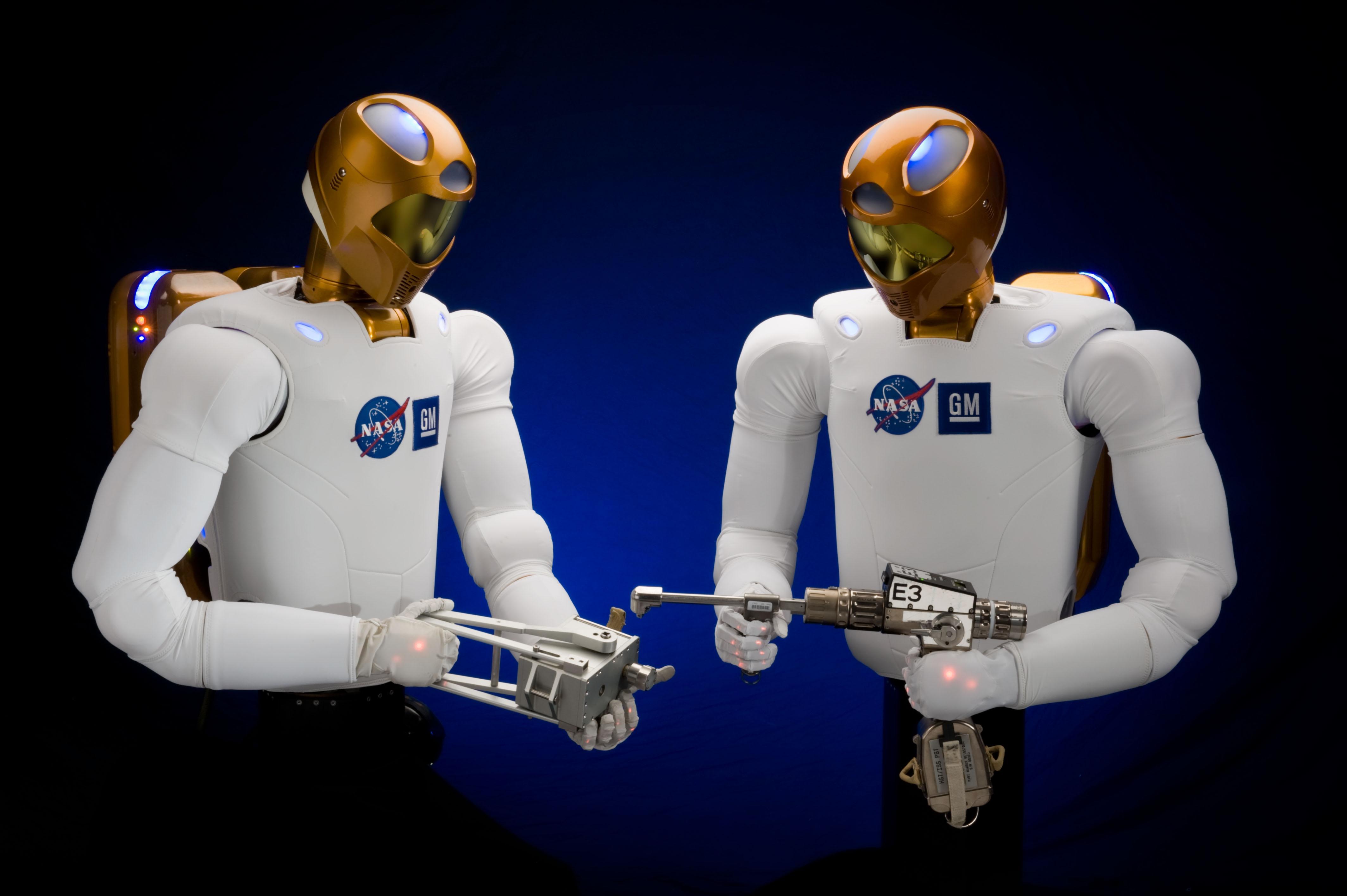 Robonaut - Wikipedia