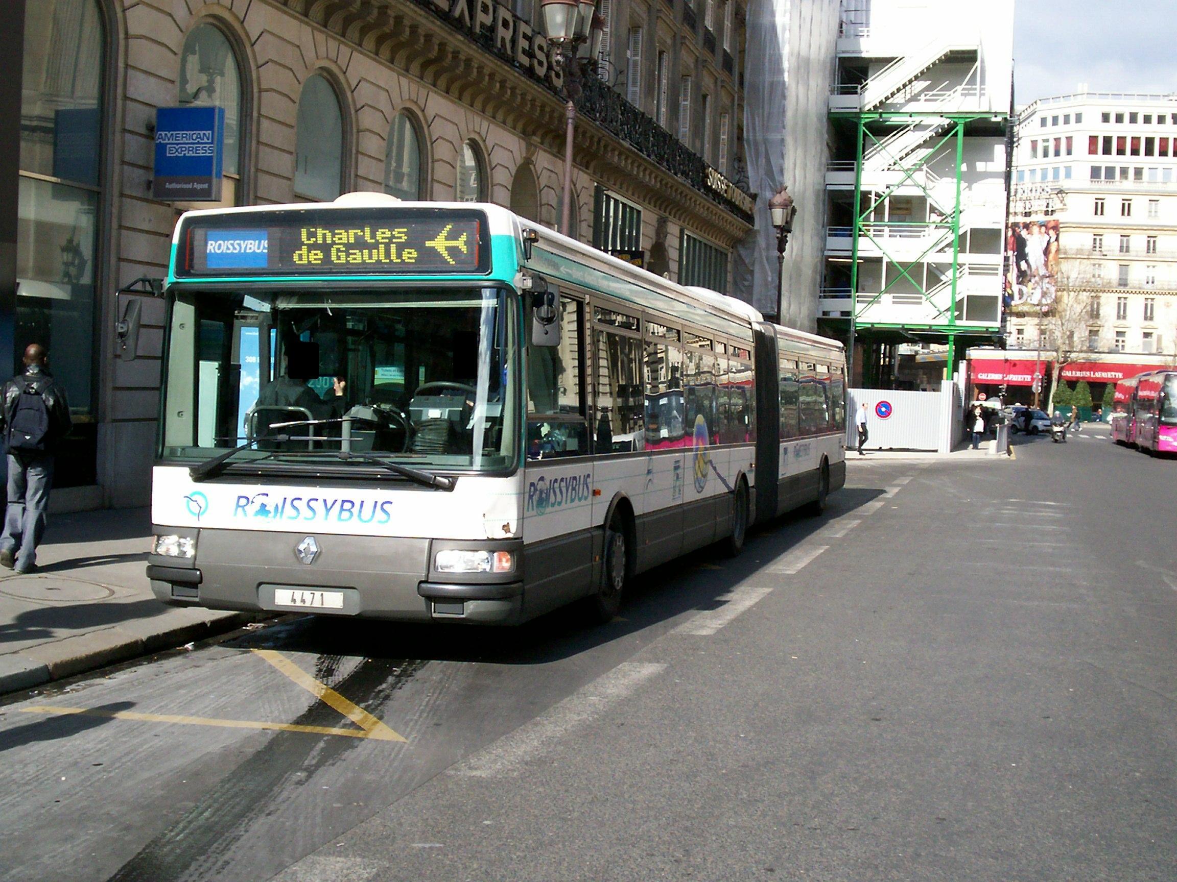 Image result for roissybus