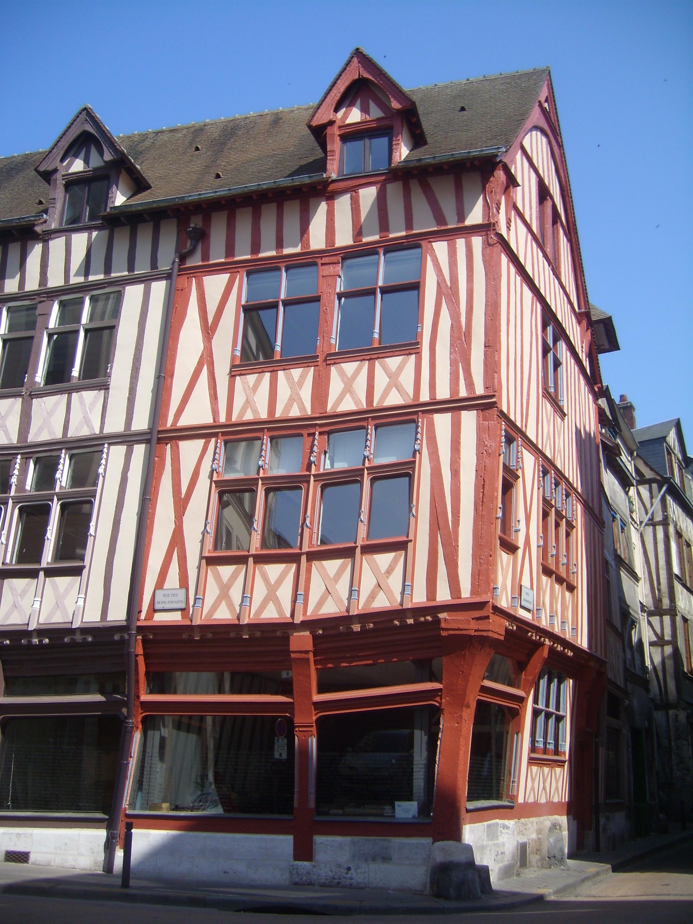 File rouen 18 rue des bons - Haute normandie mobel ...
