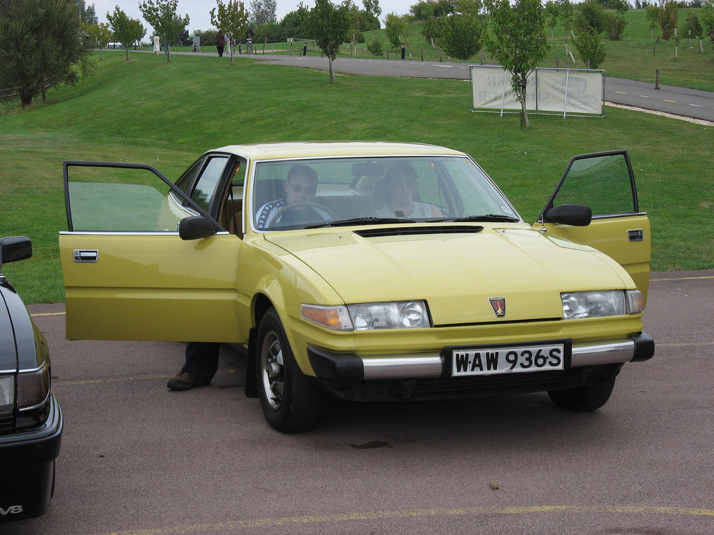 File Rover Sd1 Club Day Yellow Mk1 2 Jpg Wikimedia Commons