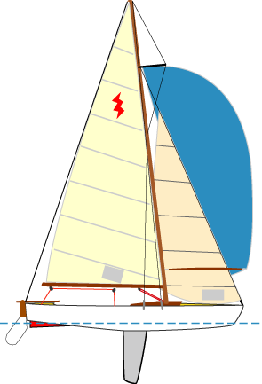 Lightning (dinghy) - Wikipedia