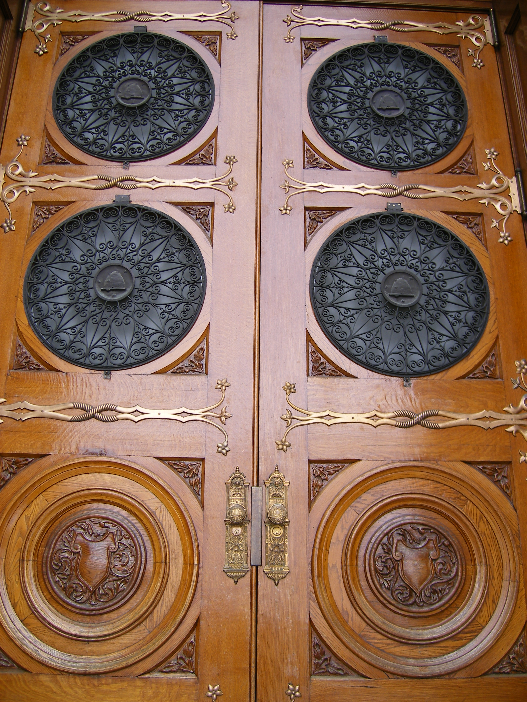 File:Salt Lake Temple West Side Door Detail
