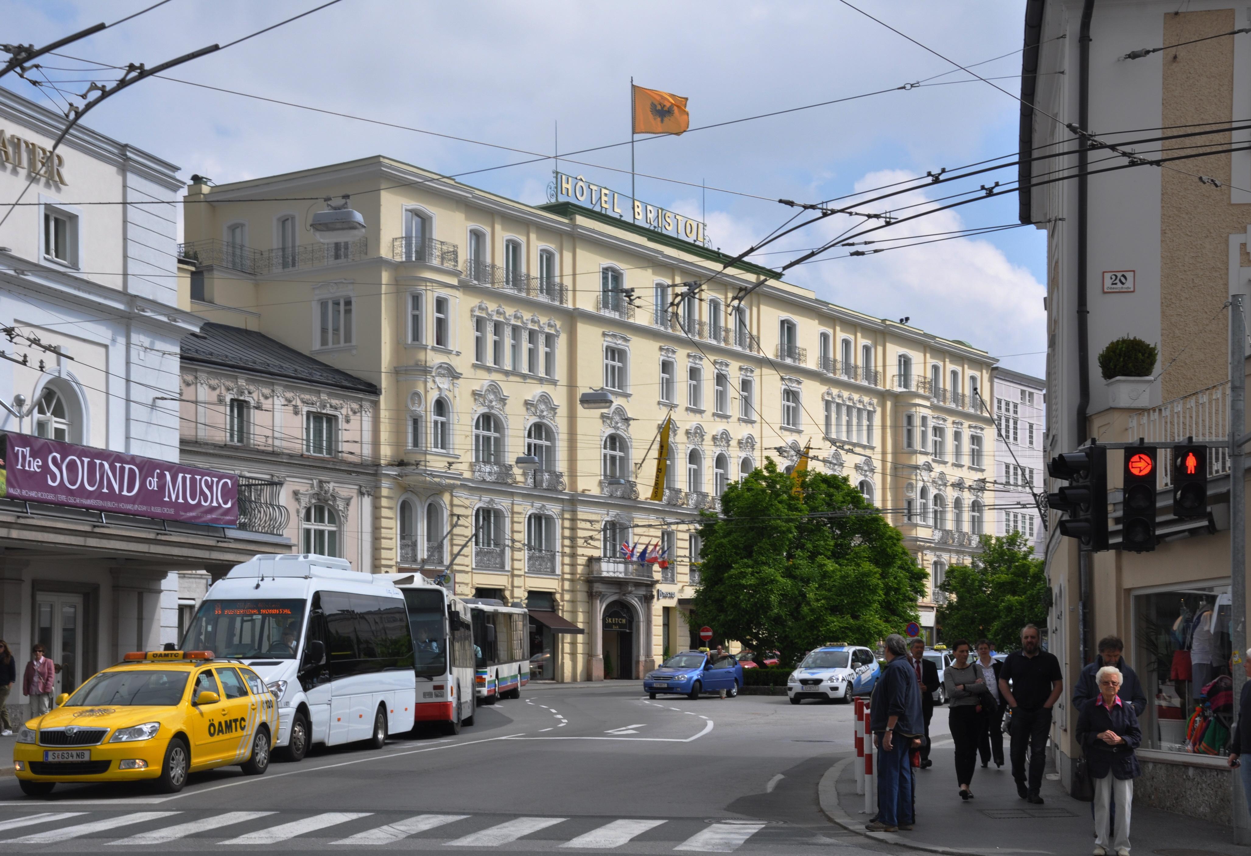 Hotel Bristol Salzburg Tripadvisor