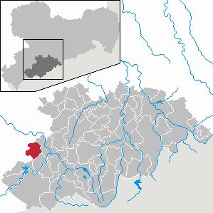 Schneeberg, Saxony Place in Saxony, Germany