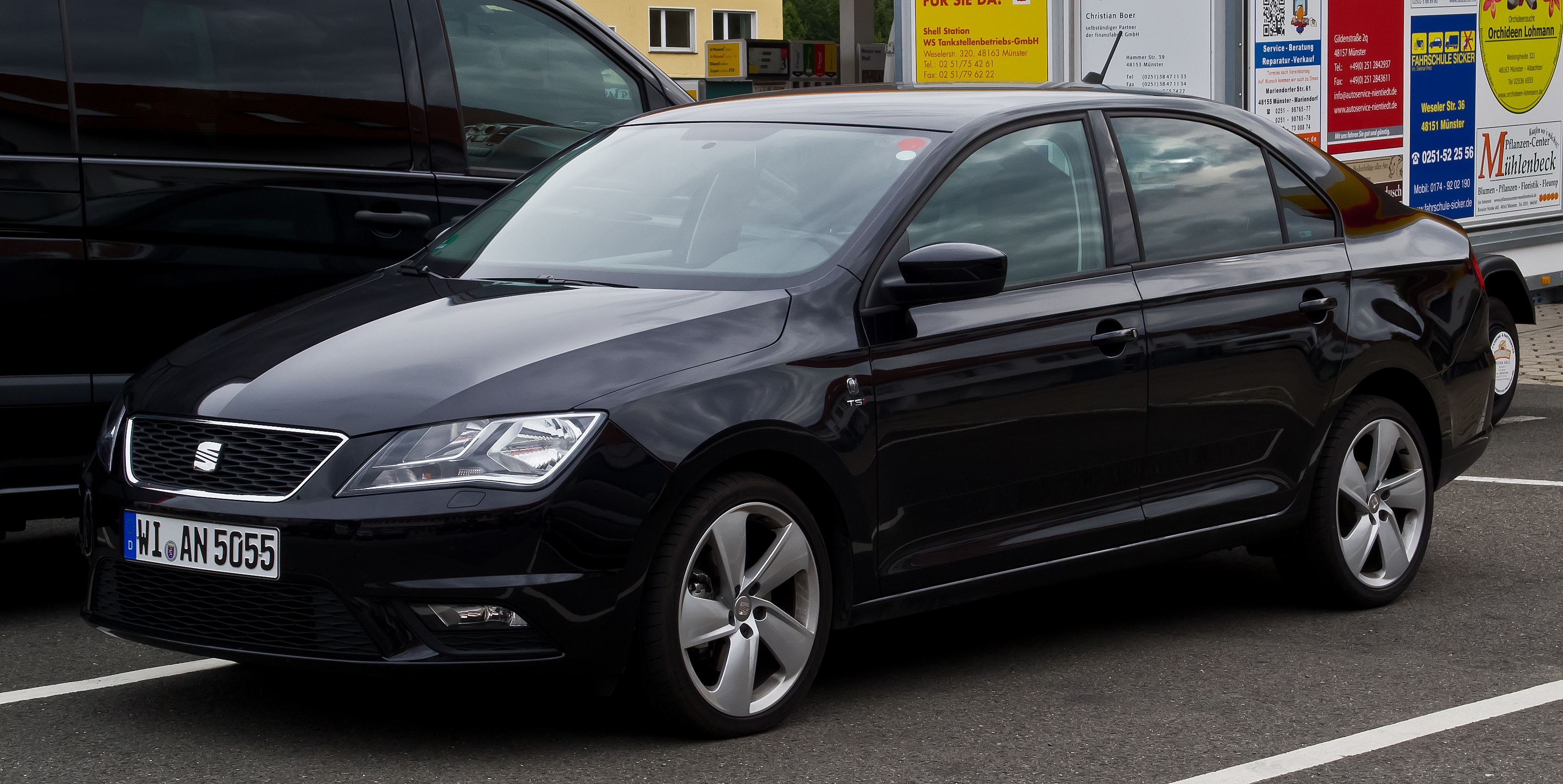 file seat toledo 1 4 tsi style salsa iv frontansicht 1 september 2013 m. Black Bedroom Furniture Sets. Home Design Ideas