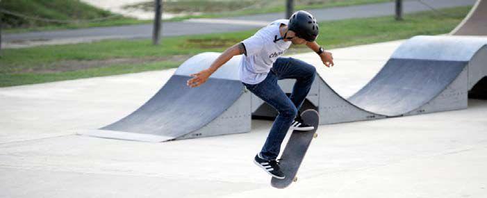 Skateboarding trick - Wikipedia