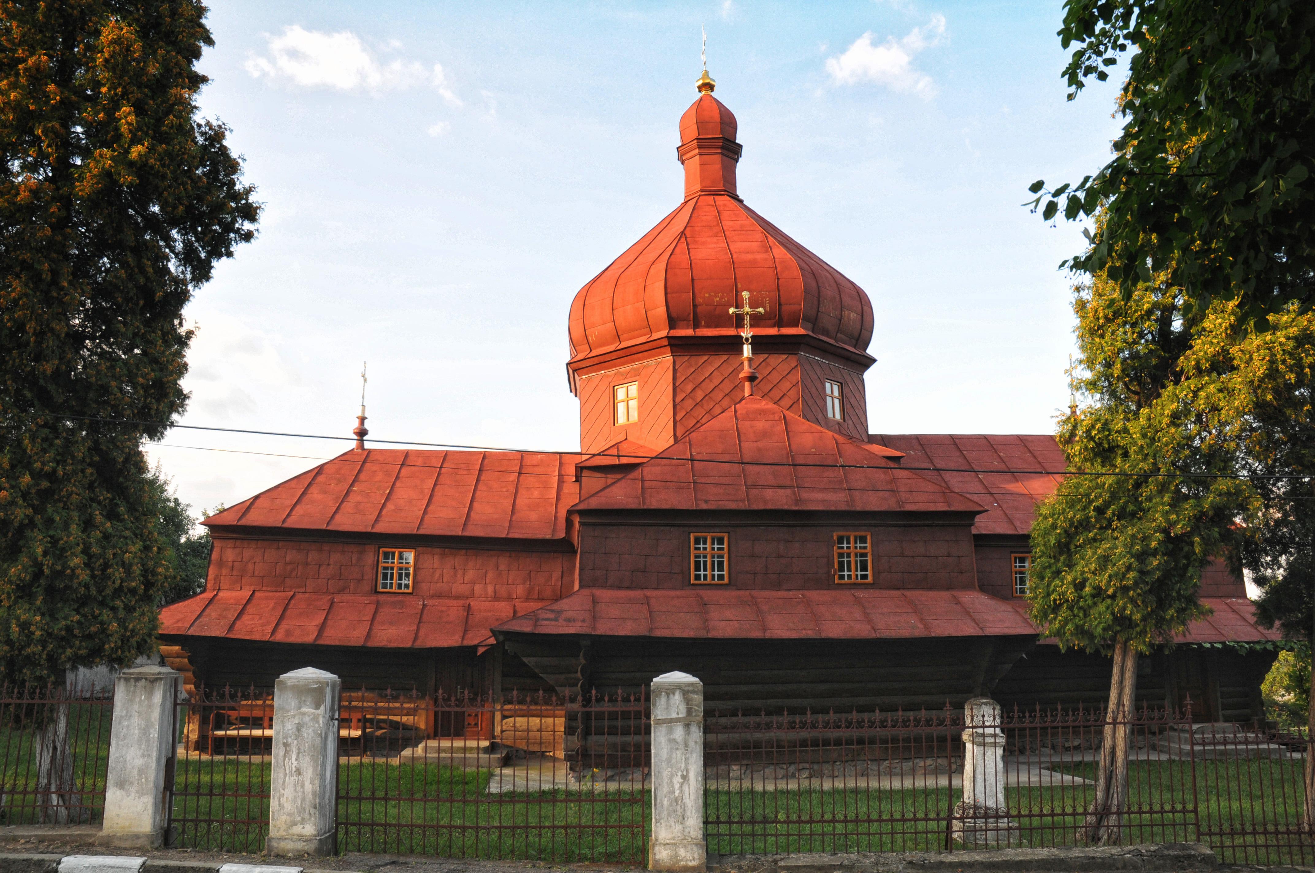 Свято-Вознесенська церква (Снятин) — Вікіпедія