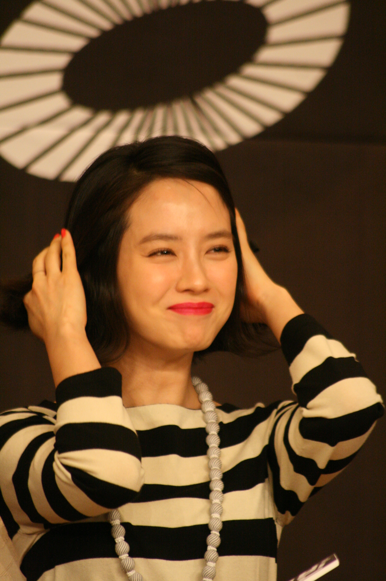 Song ji hyo frozen flower - 3 part 6