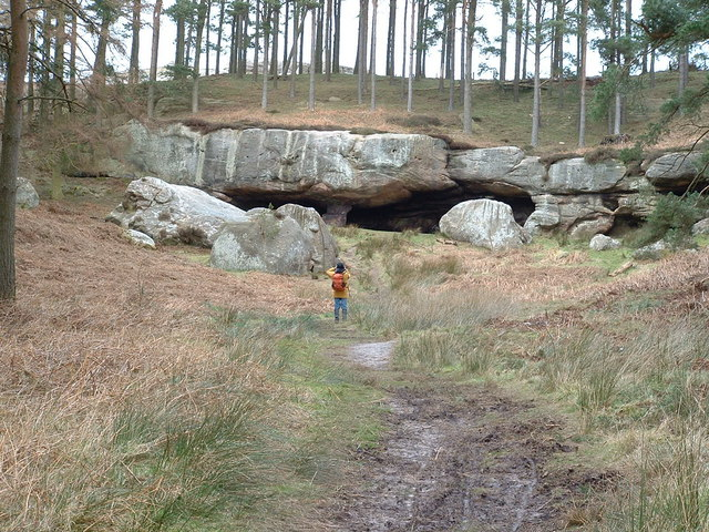 St Cuthberts Cave - geograph.org.uk - 137240