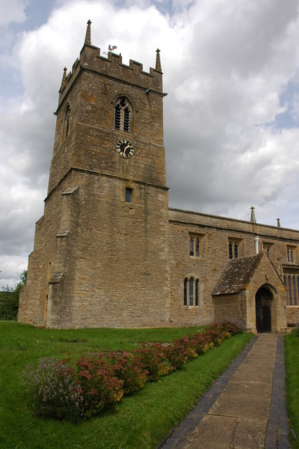 Cherington Church