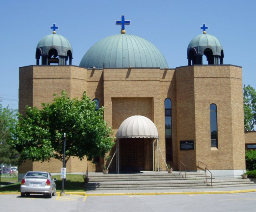 Saints Peter and Paul Melkite Catholic Church - Wikipedia, the ...
