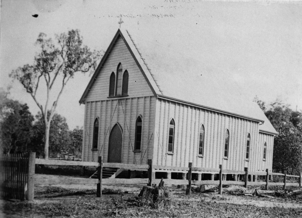 Origins of the Catholic Church in Australia
