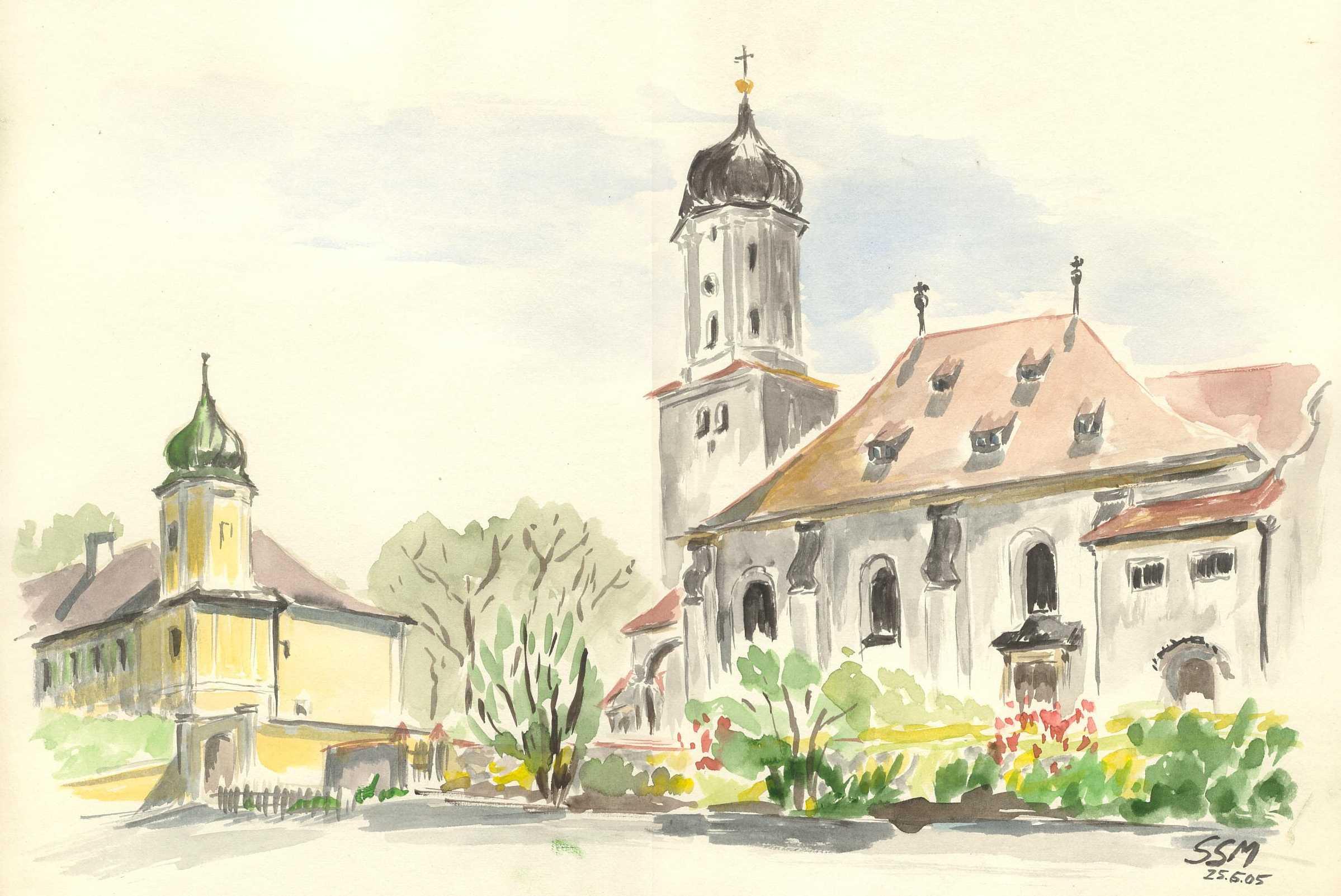 Datei:Stepperg, Schloss und Kirche. Aquarell.jpg – Wikipedia