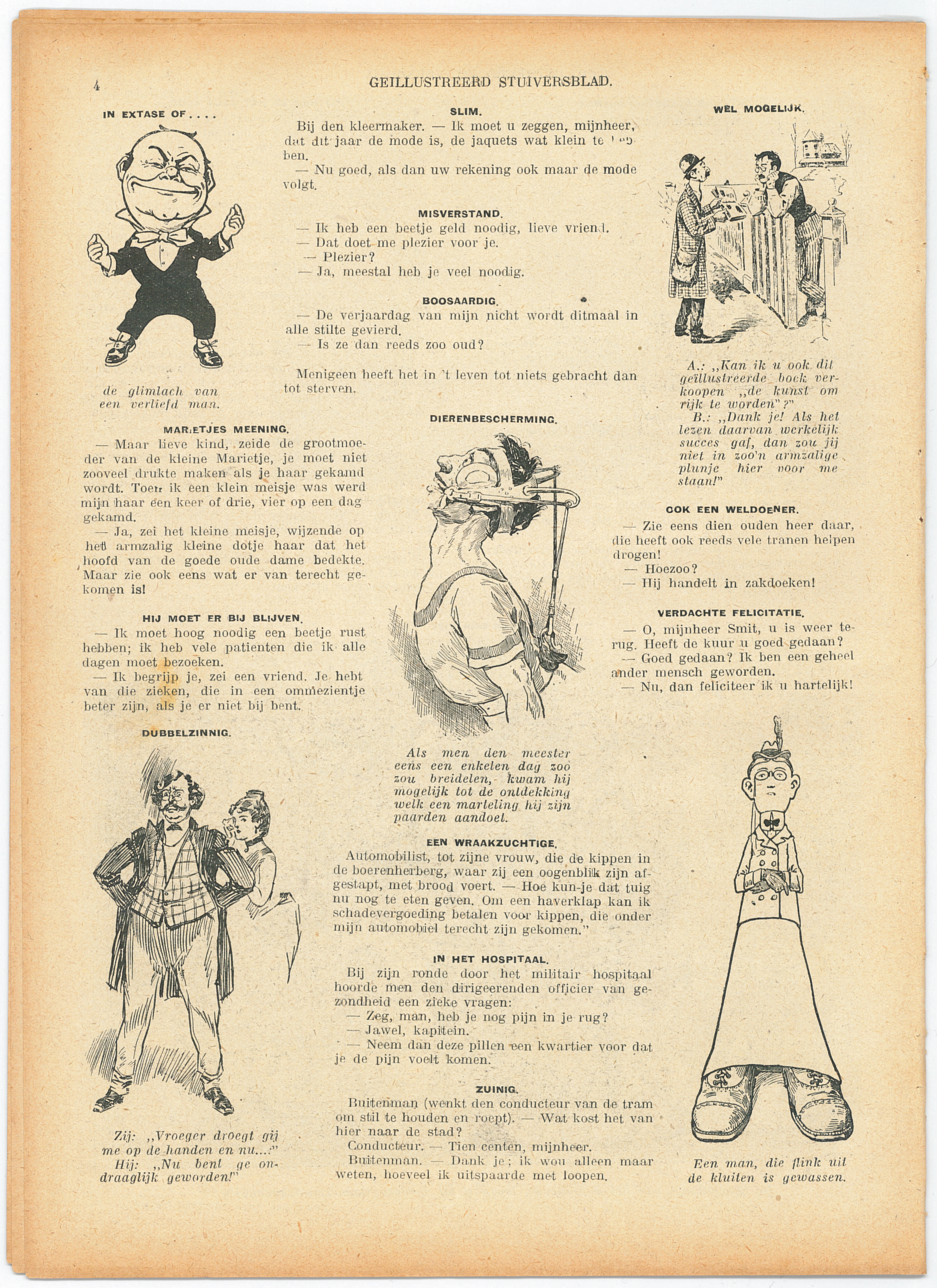 File Stuivers Blad No27 4 Juli 1915 Pagina 4 Jpg Wikimedia Commons