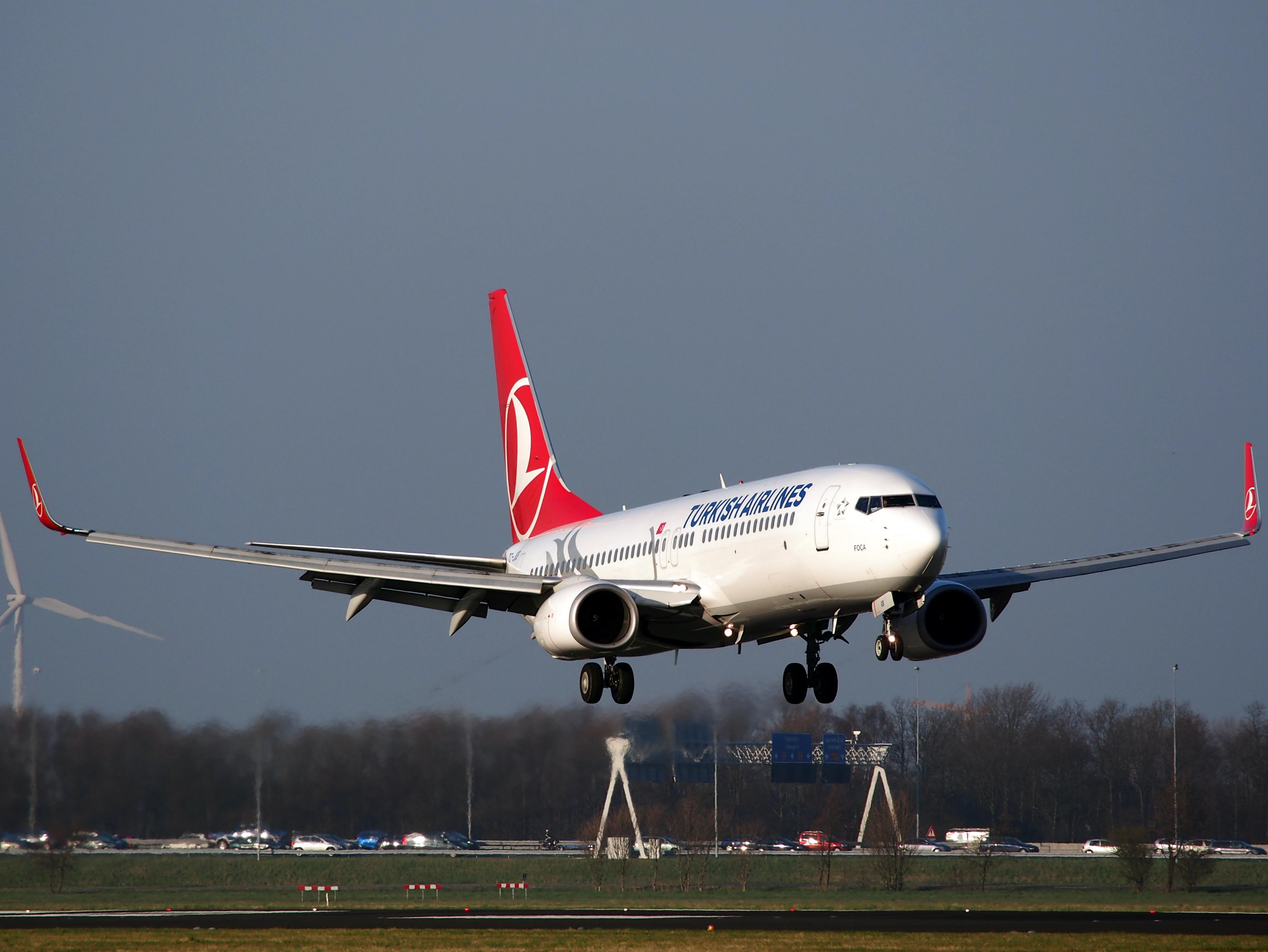 Ktm Turkish Airlines