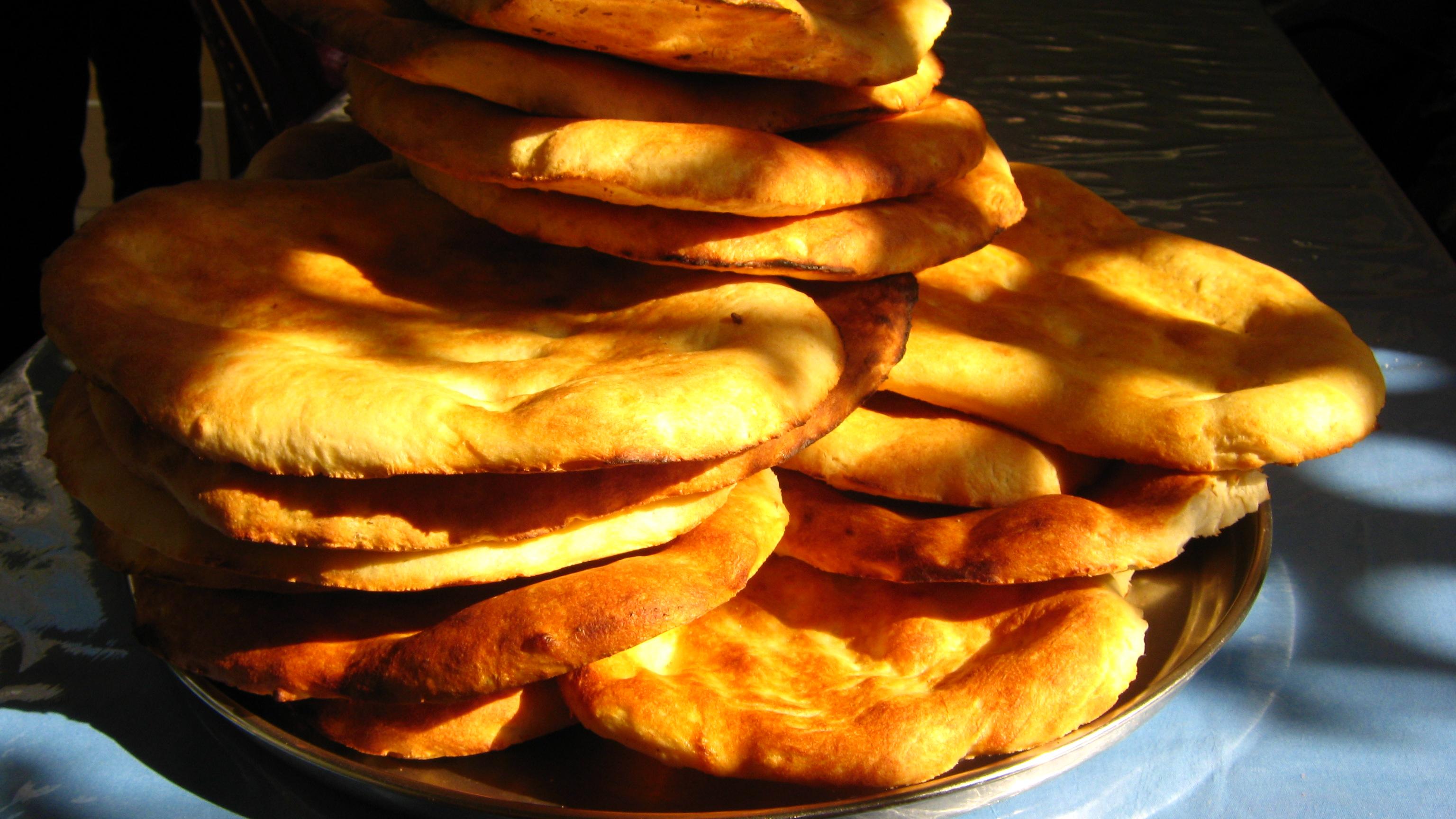 Tandoor bread videos