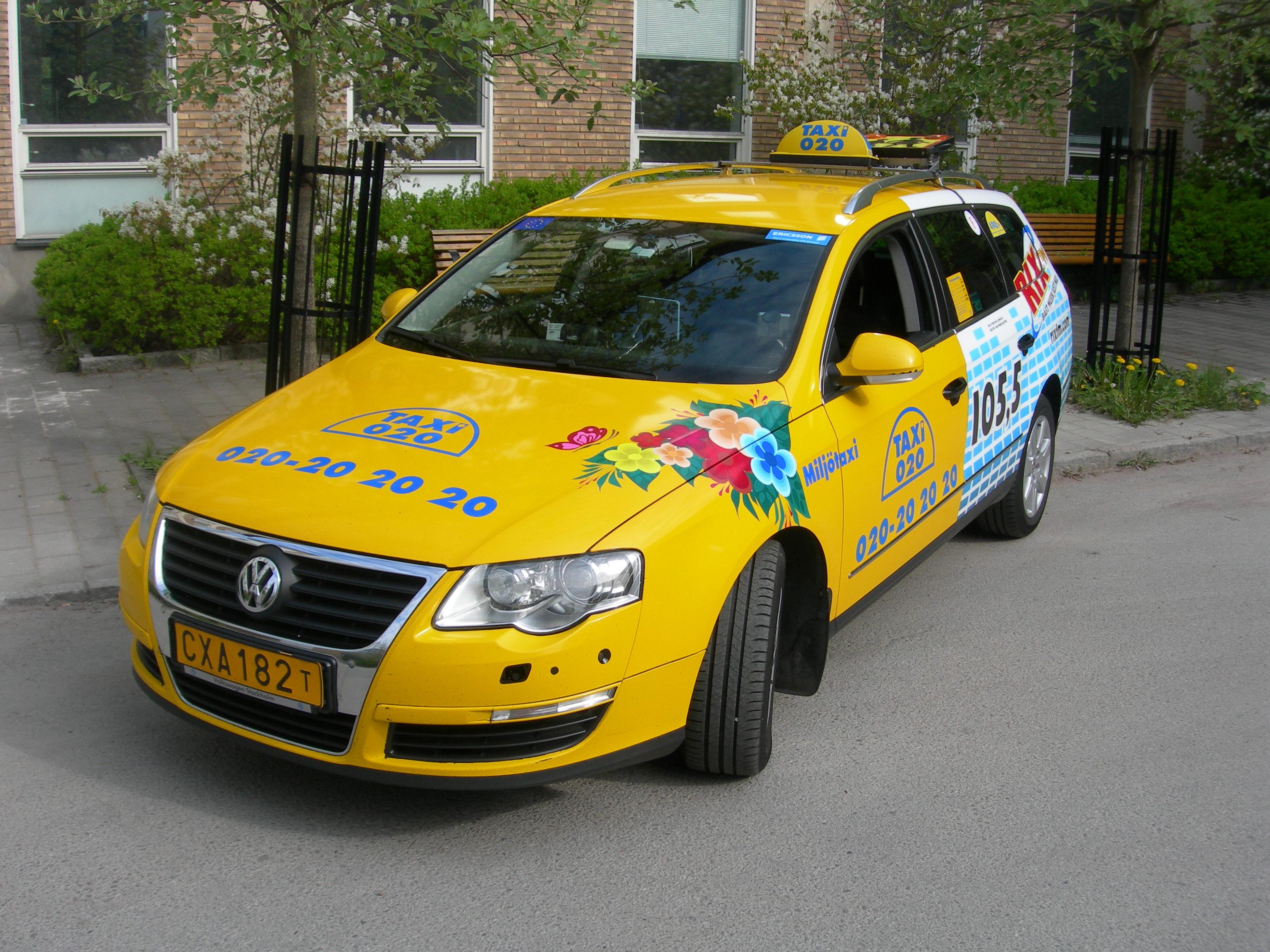 020 taxi