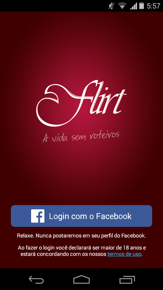 Www flirt com login