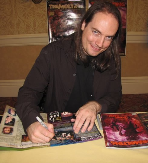 terrance zdunich interview