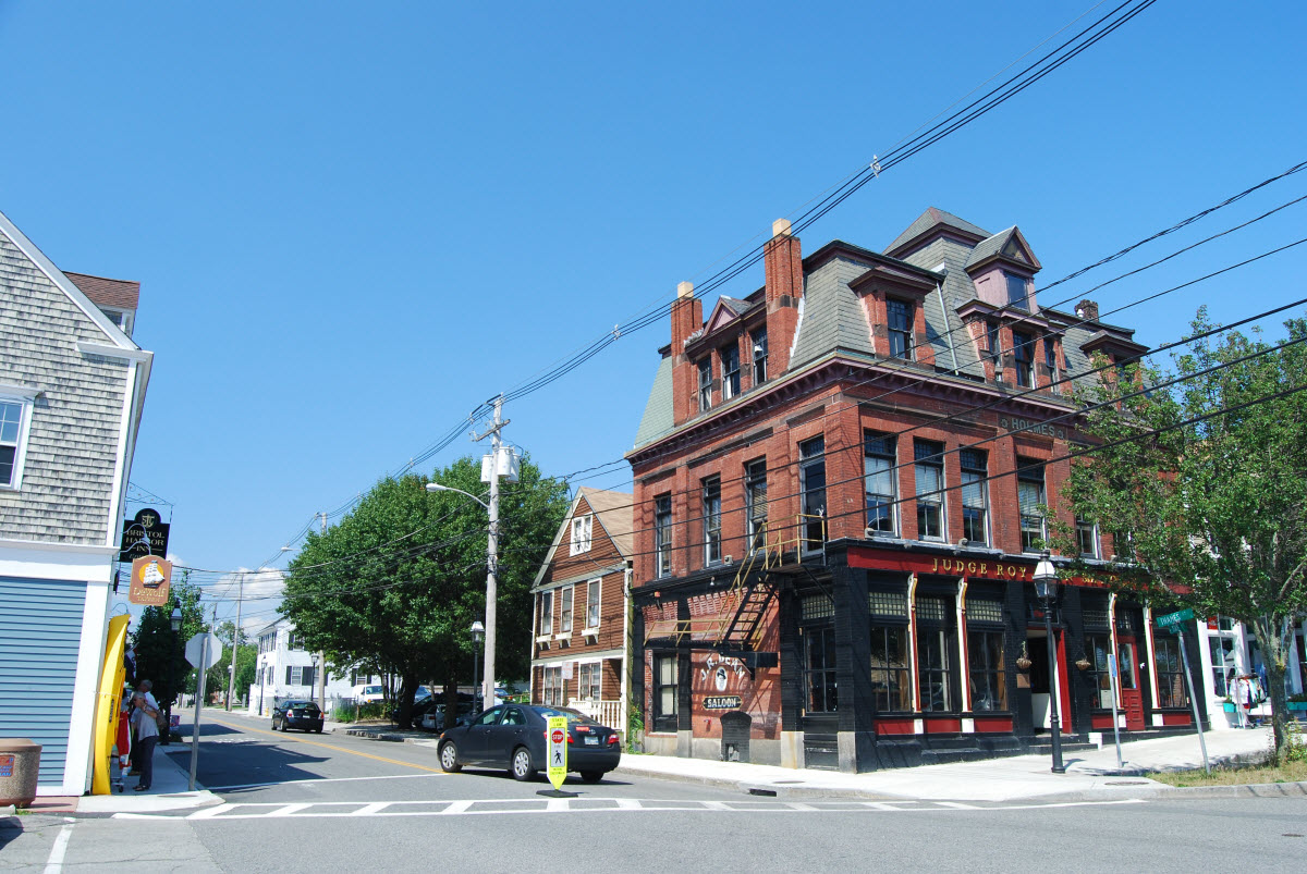 The Town Of Bristol Rhode Island