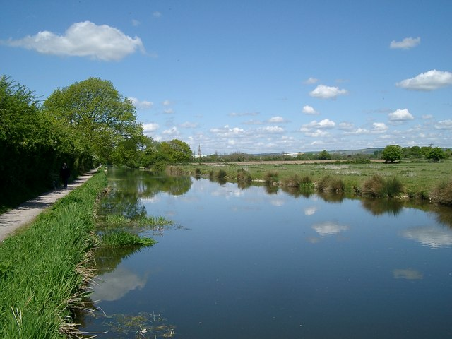 The Chichester Canal - geograph.org.uk - 661954
