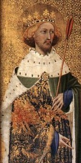 Picture of St Edmund
