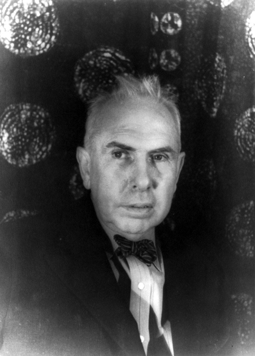 Portrait of Theodore Dreiser