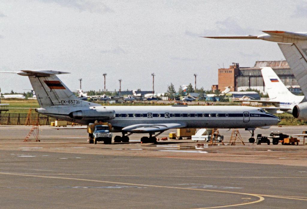 File Tupolev Tu 134a 3 Ek 65731 Armenian Vnukovo 31 08 94 Edited Jpg