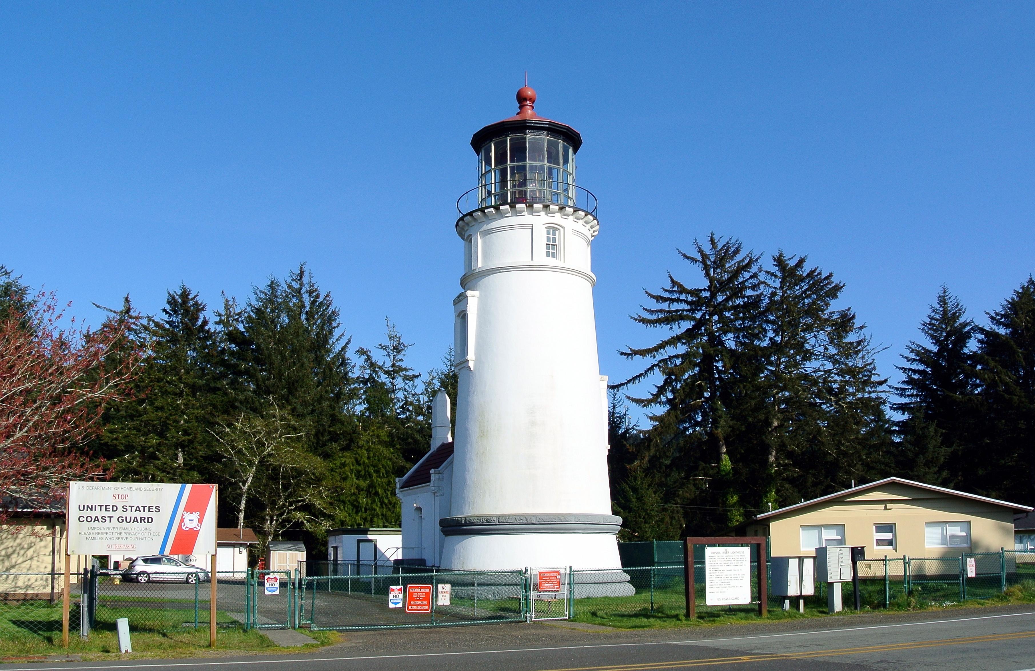 Umpqua River Lighthouse Umpqua River Light