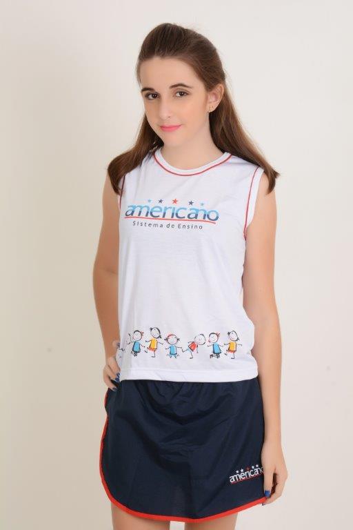 Populares Ficheiro:Uniformes Escolar Americano Batista educação infantil  BU76