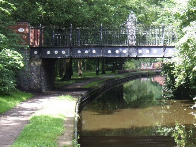 Upper Park Bridge - geograph.org.uk - 1415672