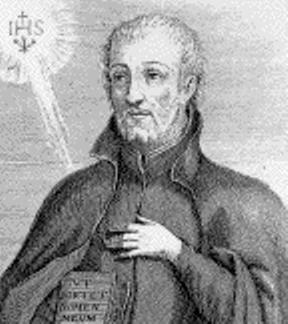 Depiction of Alessandro Valignano