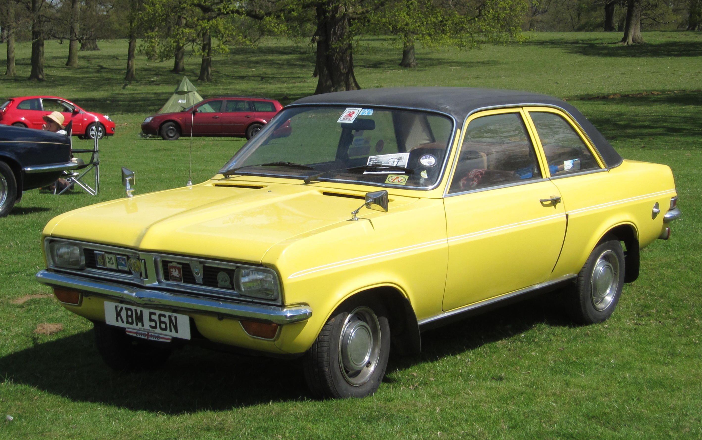 File Vauxhall Viva Hc 1256cc Registered June 1975 Jpg