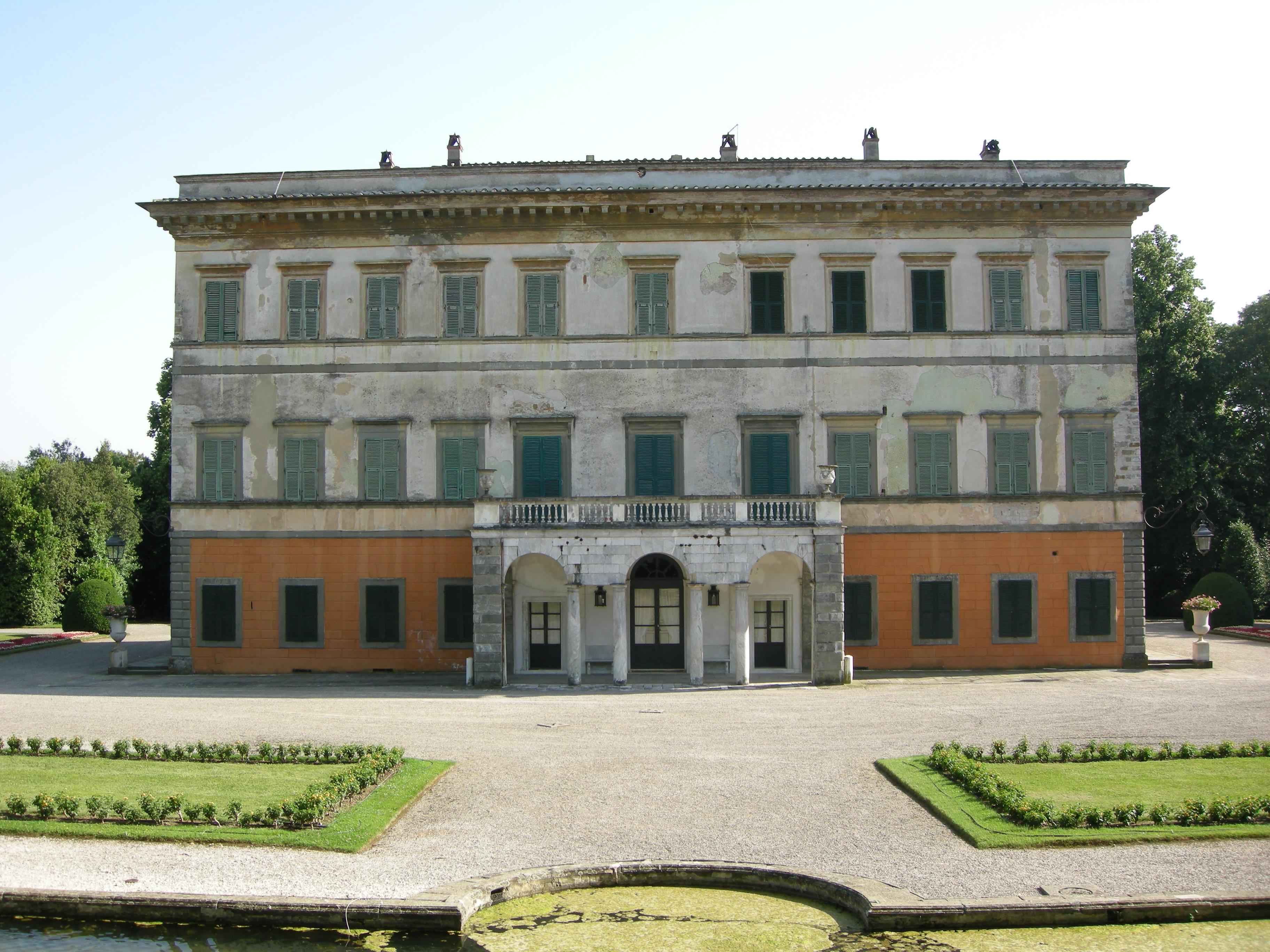Villa Reale A Lucca