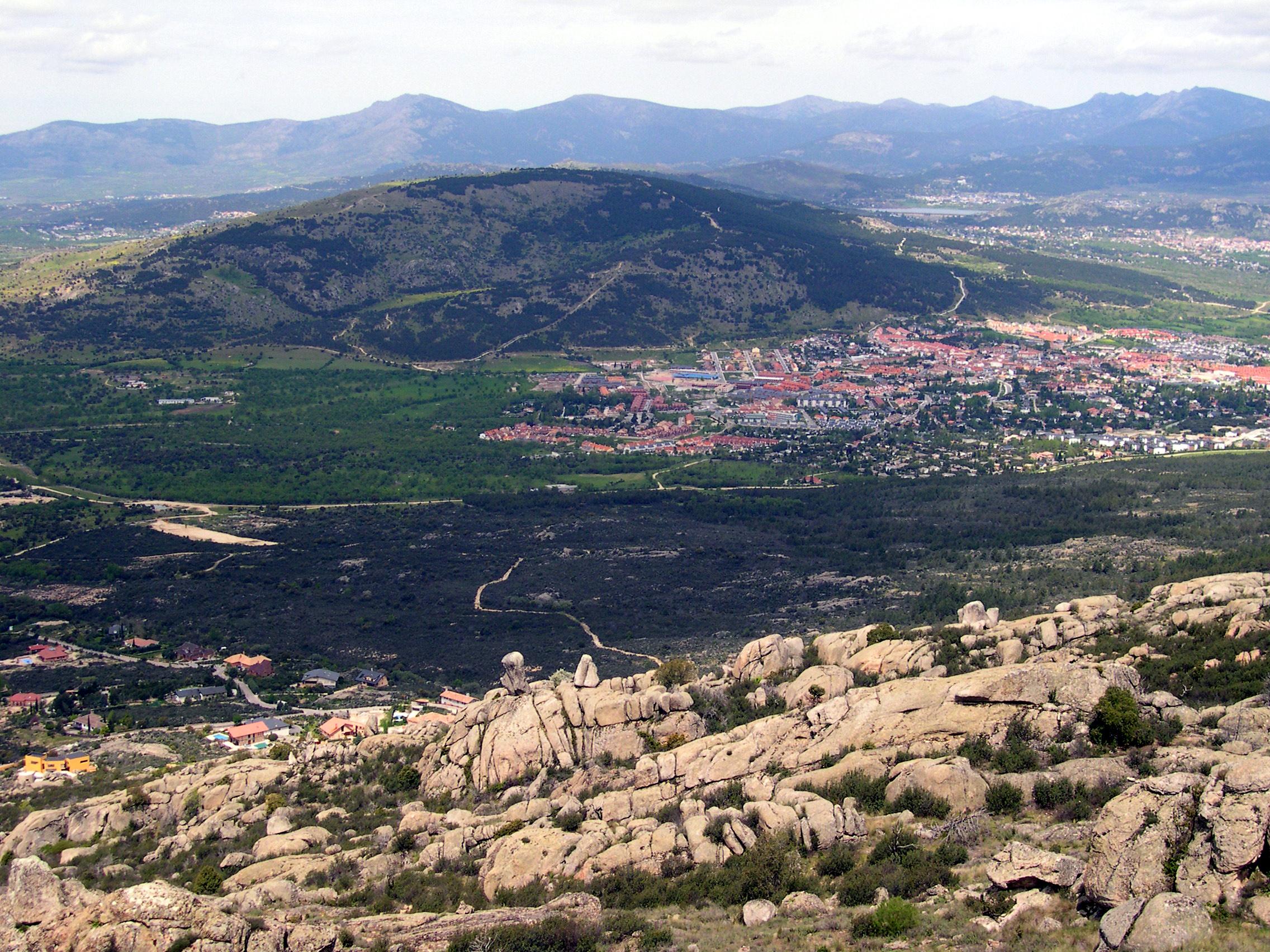 Cabeza Mediana (Moralzarzal)