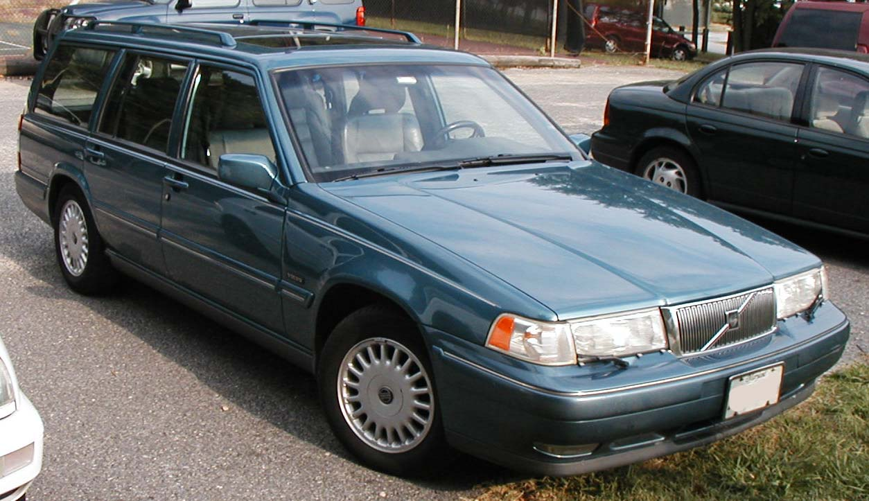File Volvo 960 Wagon Jpg Wikimedia Commons