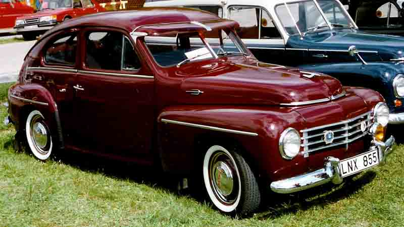 Volvo Pv444 Wikipedia Wolna Encyklopedia