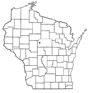 Frankfort, Marathon County, Wisconsin Town in Wisconsin, United States