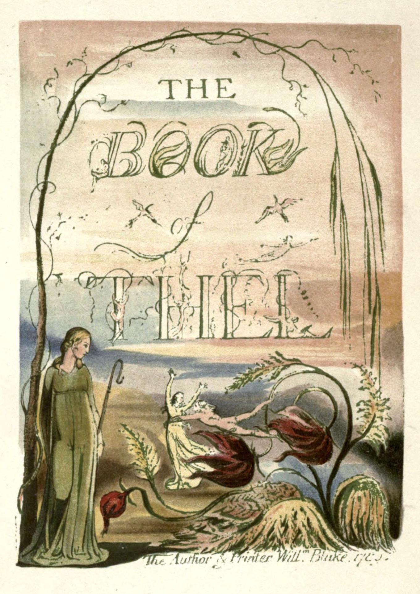 William Blake Critical Essays