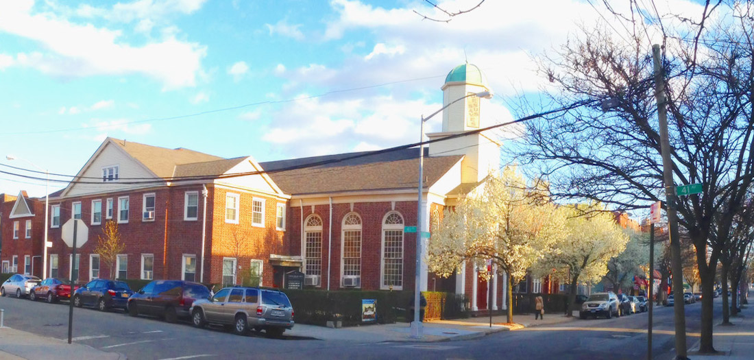 Woodside Baptist Church Food Bank