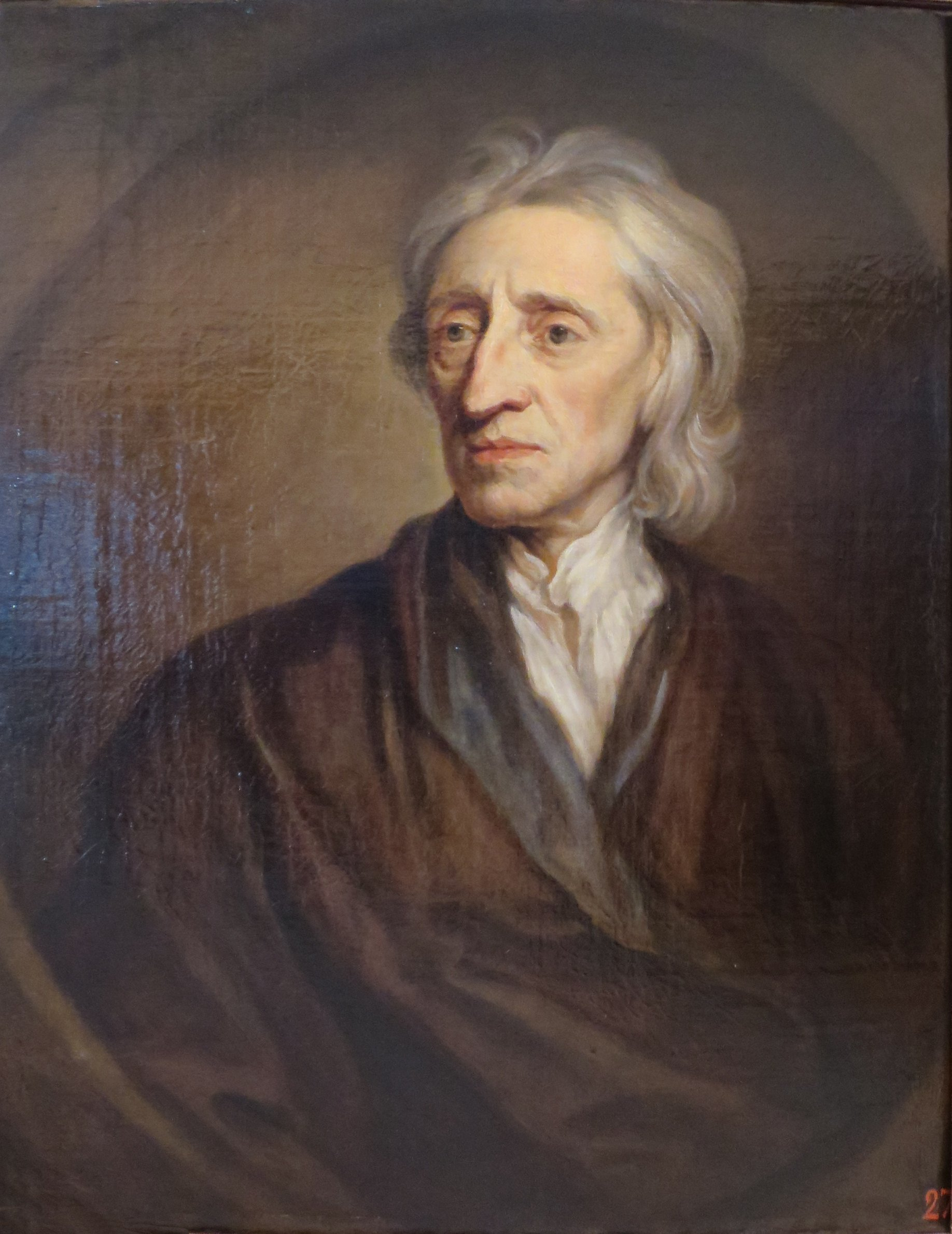 What Was Locke S View On Human Nature